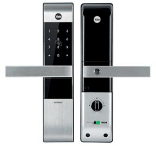 กลอนประตูดิจิตอล Digital Door Lock รุ่น Yale Ydm 3109 Pin