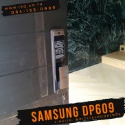 Digital door lock Samsung SHP-DP609 WiFi IoT