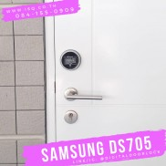 Digital door lock Samsung SHP-DS705