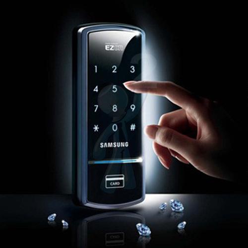 On Sale Digital Door Lock กลอนประตูดิจิตอล Samsung