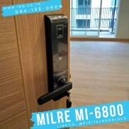 Digital door lock Milre MI-6800