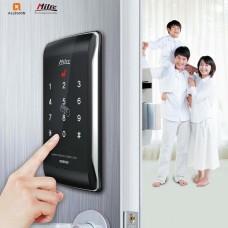 Digital door lock กลอนประตูดิจิตอล - Milre MI-480S (Sub-lock รหัส+บัตร)