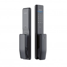 Digital door lock กลอนประตูดิจิตอล - Philips EasyKey Alpha (Main-lock รหัส+บัตร+สแกนนิ้ว+กุญแจ) Blue Tooth