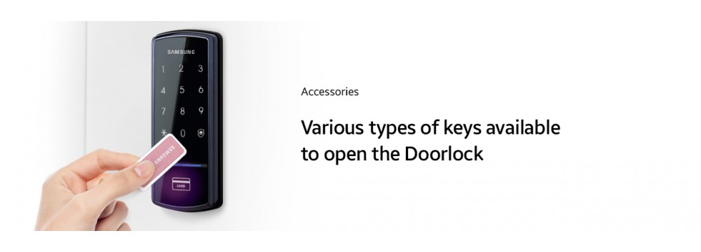 Digital door lock Samsung 1321