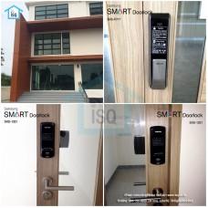 Digital door lock กลอนประตูดิจิตอล - Project: Zeable Cosmetic