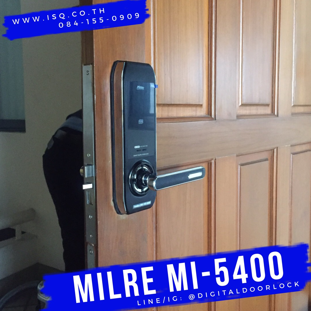 digital door lock Milre mi-5400