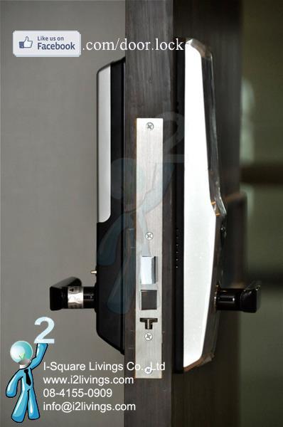 ใช้เครื่องมือในติดตั้งกลอนประตูดิจิตอล digital door lock ของแท้ ผลงานจึงจะออกมาสวยงาม