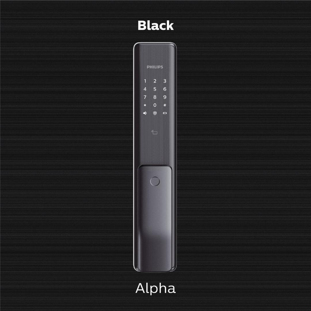 กลอนดิจิอล Philips Easy Key Alpha