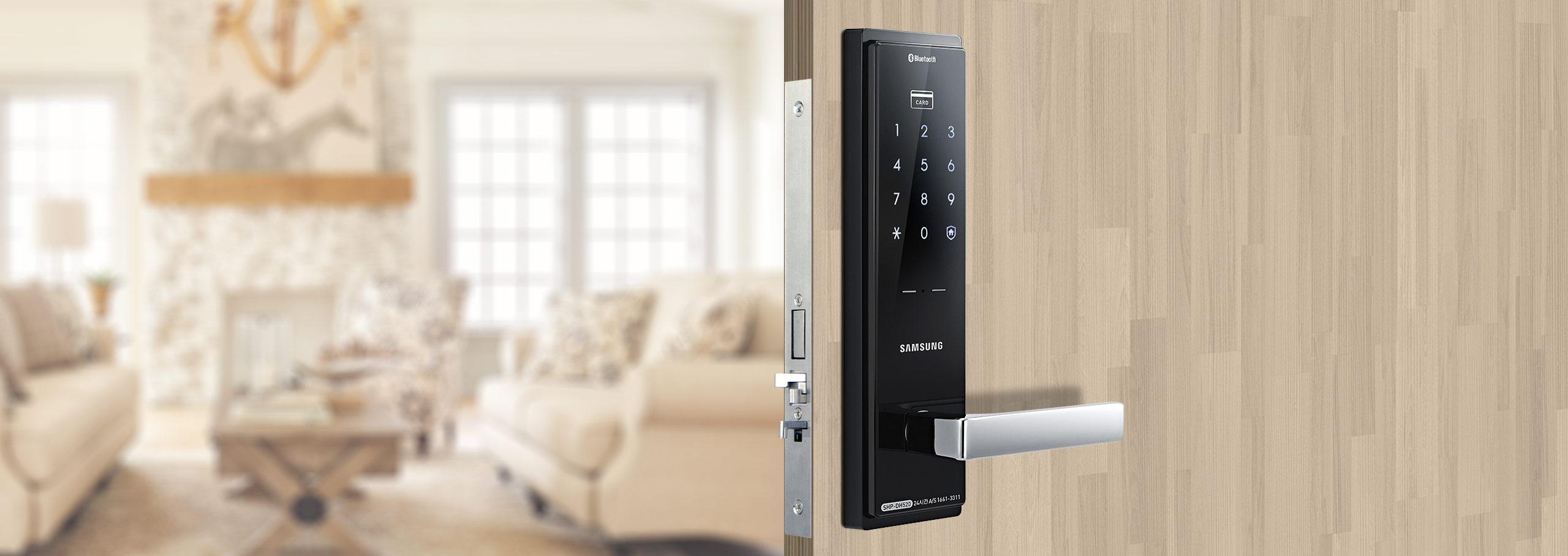 กลอนดิจิอล Samsung SHP-DH525